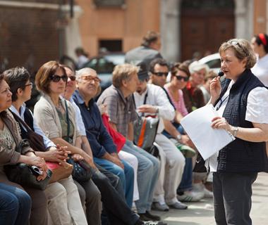 Le nostre guide turistiche aderiscono alla rete Federagit