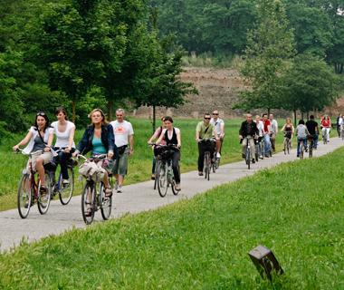 Itinerando, Ferrara e la bicicletta: è il Turismo Slow